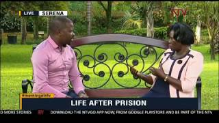 ON THE GROUND: Irene Namwano on her life after prison