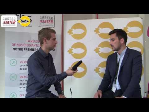 Interview Little Big Connection - Start-up Recrutment Evening - Optimize x Career Starter