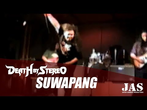 DEATH BY STEREO  -  Suwapang-Rock2Metal2003