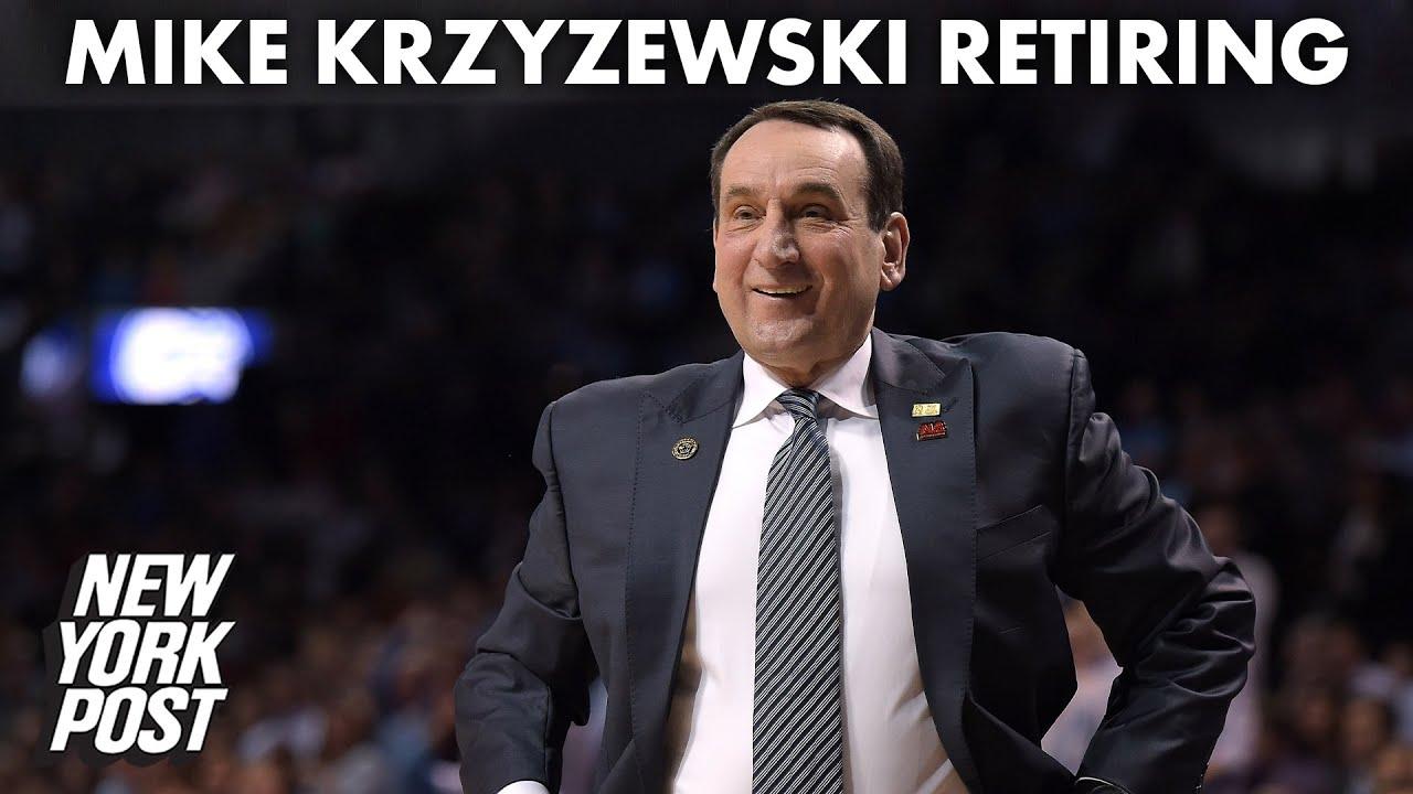 Report: Duke's Coach K to retire after next season