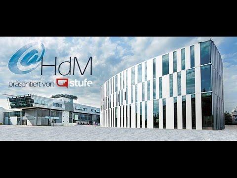 Stufe Sendung 56 | @HdM Stuttgart - Lieferservice - Studium mit Kind - Gameslab