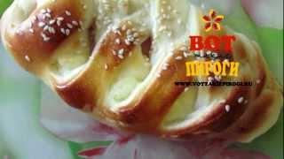 Сосиски в тесте с картошкой(Мастер-класс по изготовлению сосиски в тесте с картошкой,видео с сайта