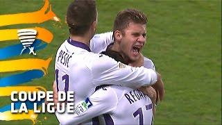 Stade Rennais FC - Toulouse FC (1-3)  (1/8 de finale) - Résumé - (SRFC - TFC) / 2015-16