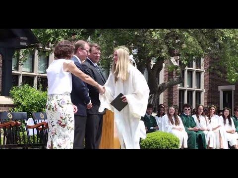 Nichols School Commencement 2015