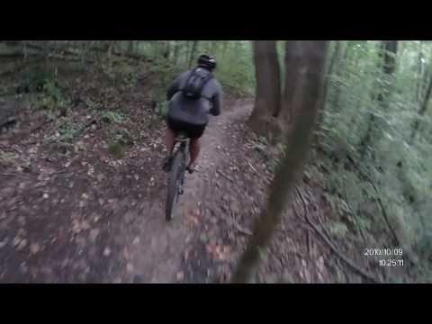 Rosaryville State Park Mountain Biking
