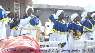 celestial church of christ comforter cathedral akoka parish 1 last sunday service in 2013 download