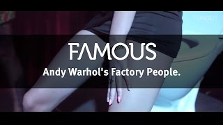 Andy Warhol's Factory People.