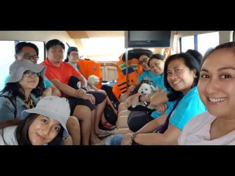 Rombongan Anjing Maltese (and hoomans off course) goes to wild island!