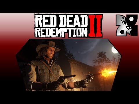 Xaine Plays : Red Dead Redemption 2 Ep2 (Twitch VOD)