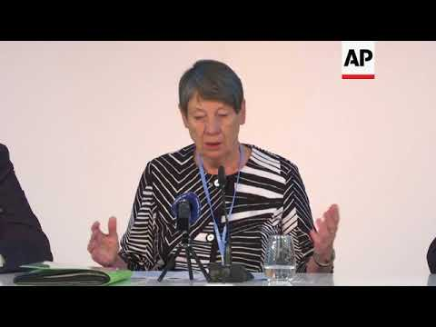 Germany environment minister:  1.5C climate change target possible