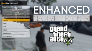 GTA 5 PC Mods - Enhanced Native Trainer Update 33 Install | Step by Step Installation Tutorial!