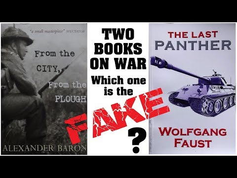 Two books on WW2 - which is the memoir and which the novel?