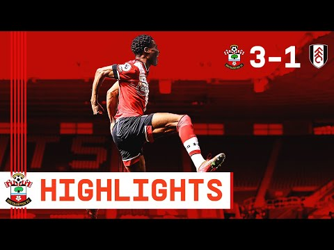 90-SECOND HIGHLIGHTS: Southampton 3-1 Fulham | Premier League