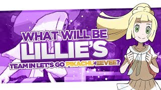 WHAT Would LILLIE