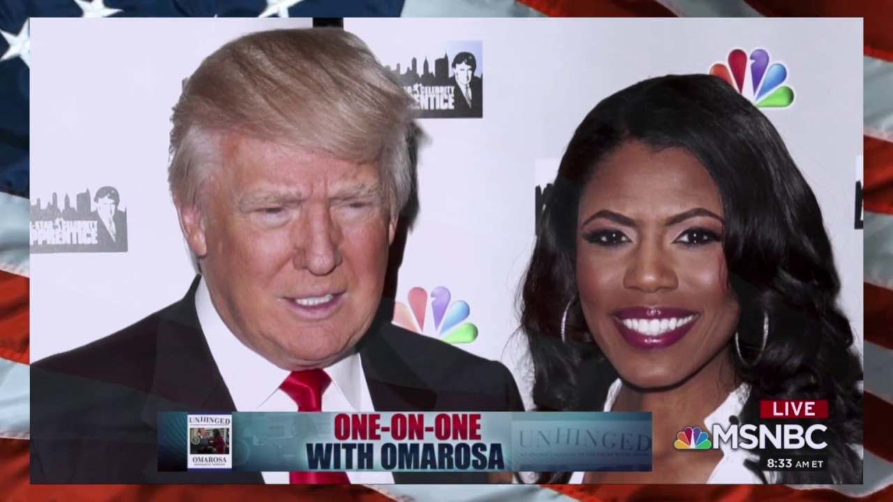 Omorosa says Trump wants to start a Race War in new revelations.