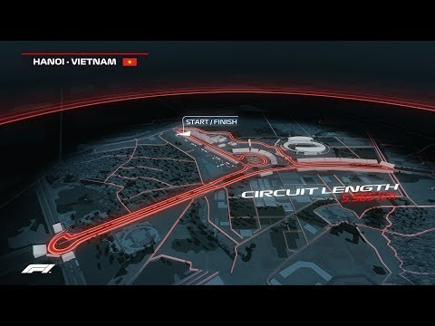 Coming Soon… Formula 1 2020 Vietnam Grand Prix