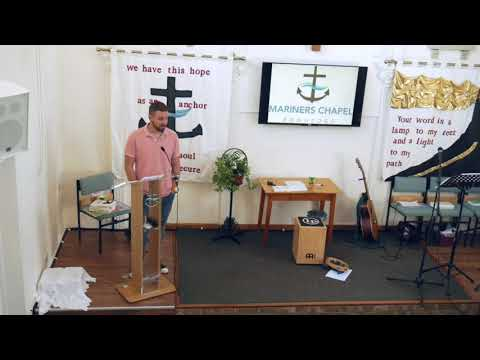 Walk in the Spirit - Roman 12:9-21 - Nathan Blackaby