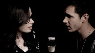 A Great Big World - Say Something (Official Music Video - Cover by Caitlin Hart & Corey Gray)