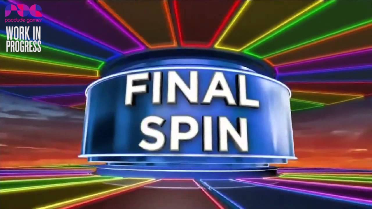 Wheel Of Fortune Presentation Software Youtube Mandegarfo