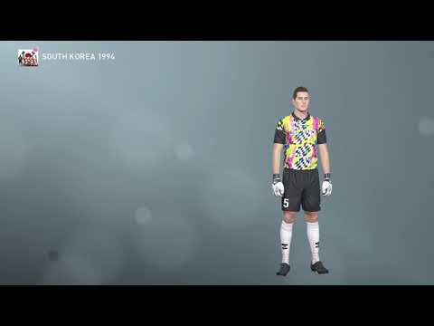 PES 2019 - PS4 - WORLD CUP 1994 - GROUP C - GERMANY / SPAIN