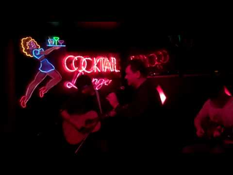 GLEE actor Patrick Gallagher sings in LA