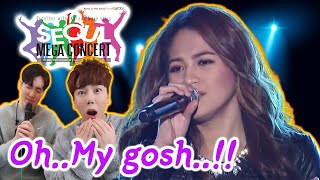 [EP.123] If Coach KAMDONG watches Julie Anne San Jose's concert in Korea, how will the reaction be?
