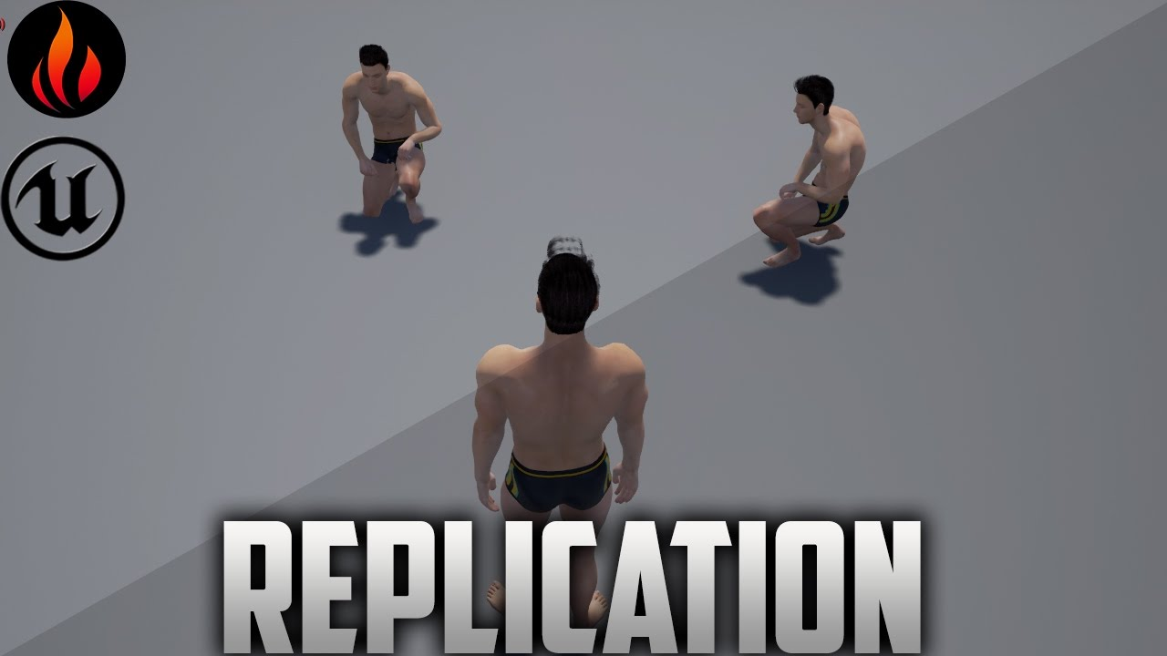 Unreal engine 4 animation replication youtube unreal engine 4 animation replication malvernweather Gallery