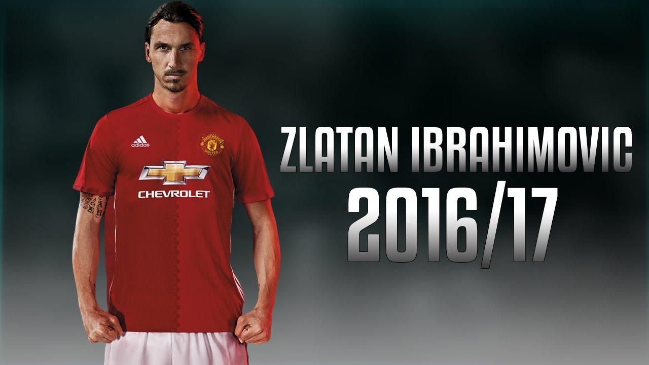 Download Zlatan Ibrahimovic - The Monster - Amazing Skills & Goals 2016/17 - Manchester United   HD