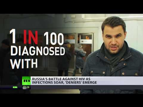 Ignorance over HIV in Russia sees emergence of so-called 'denialists'