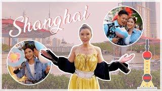 TRIP TO SHANGHAI! | JAMIE CHUA
