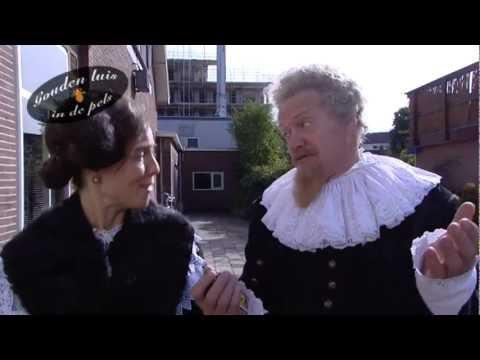 Gouden Luis in de Pels: Hugo de groot op lijst Grootste Nederlander?
