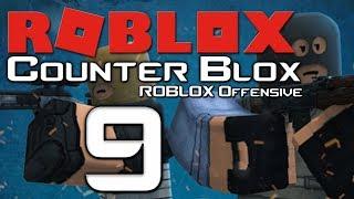 Lets Play Counter Blox: Roblox Offensive - Part 9 - 1 gegen 1 auf Cobblestone