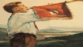 Žiari šatka pionierska - Shining pioneer scarf (Czechoslovak communist song)
