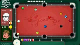 8-ball pool, king.com