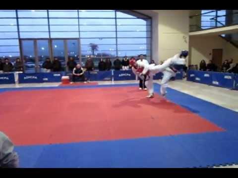 Juan Pablo Contreras Taekwondo Golden Team Concepcion