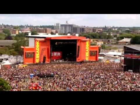 All Time Low  Dear Maria Count Me In   Reading 2012