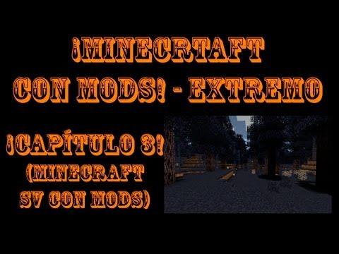 Minecraft mundo EXTREMO - Cap.3 - ¡La armadura PERFECTA! - 동영상
