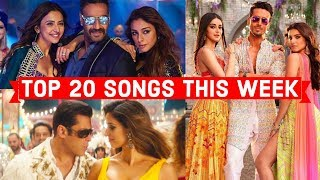 Top 20 Songs This Week Hindi/Punjabi 2019 (April 28) | Latest Bollywood Songs 2019