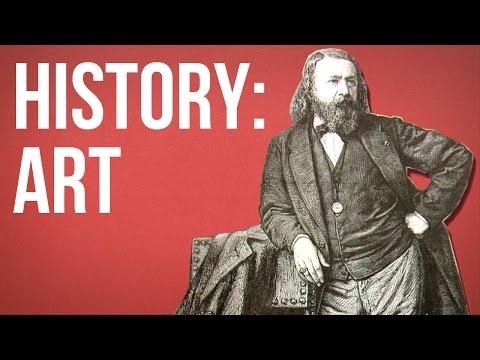 HISTORY OF IDEAS - Art
