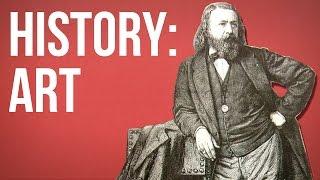 HISTORY OF IDEAS - Art