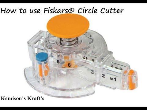 Fiskars Circle Paper Cutter