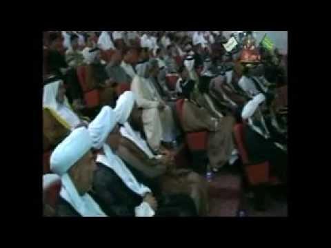 ج1 - مهرجان صحيفة الصراط المستقيم بإستشهاد الزهراء ع