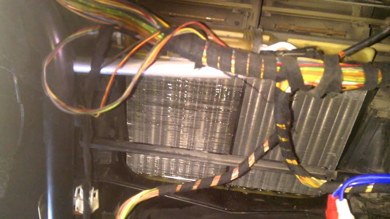 bmw e34 m20b20 греется двигатель и не работает печка