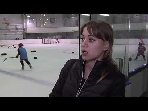 lgikvideo: укрепление  несущей плиты «Ледовой арены»