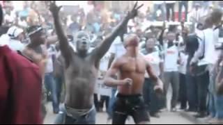 جمهور مازيمبي الكنغولي يرهب لاعبي وفاق سطيف
