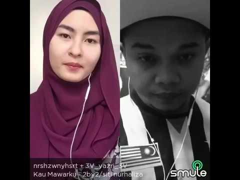 kau mawarku - 2by2 feat siti nurhaliza cover with wani hasrita