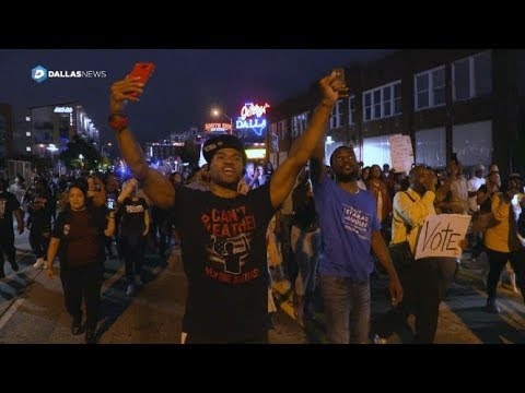 Botham Jean's killing by Dallas officer sparks protest