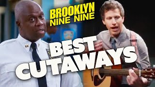 All The Best Cutaways | Brooklyn Nine Nine | Comedy Bites