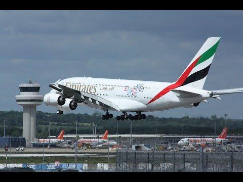 طيران الإمارات تشتري 36 طائرة A380 بقيمة 16 مليار دولار