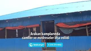 Beşir derneği Arakan bölgesinde ki hizmeti